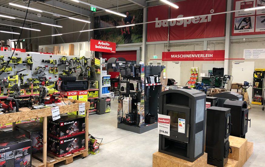 bauSpezi GMK in Bad Marienberg - Baumarkt